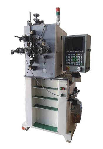弹簧机(YF-410四轴伺服电脑压簧机)